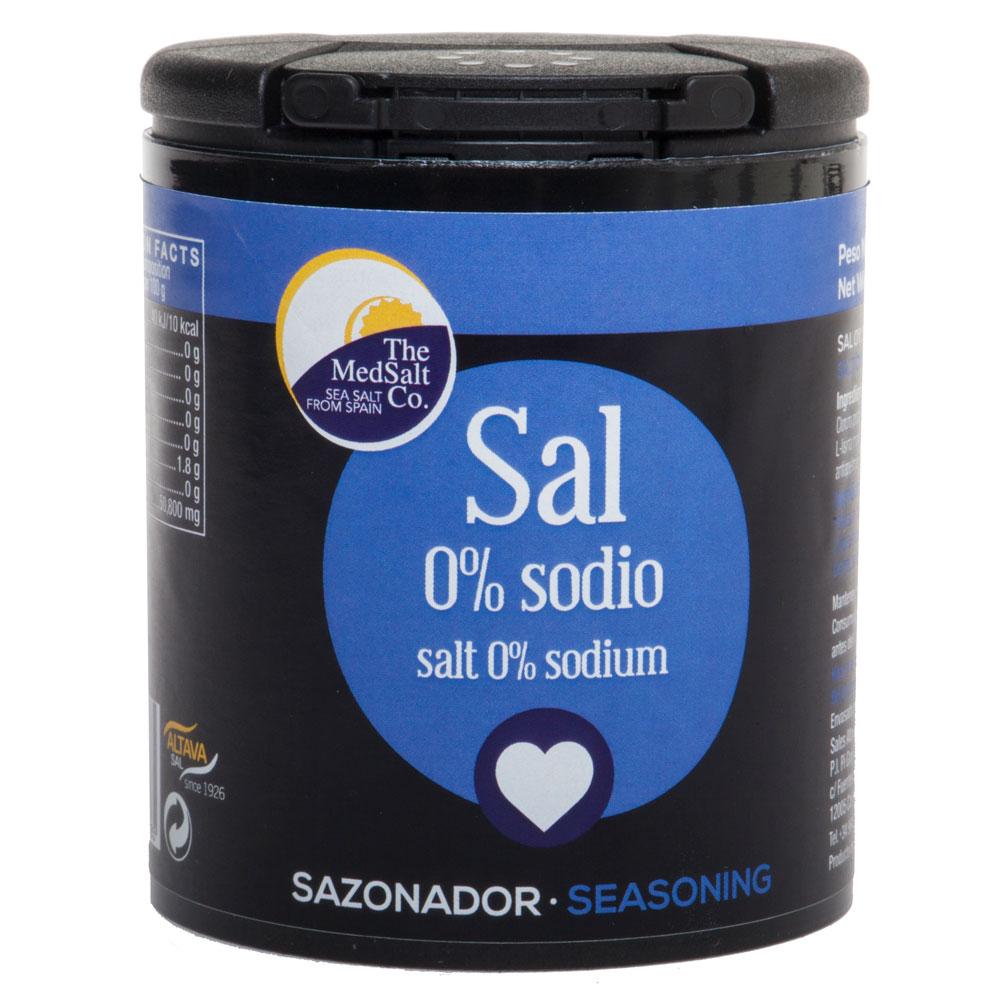 sal baja en sodio espana